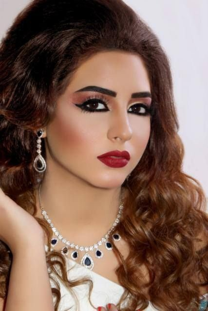 The Best 17 Best Images About Arabic Makeup And Hairstyles On Pinterest Arabian Makeup Caesar Palace Pictures