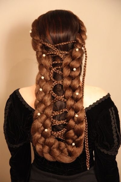 The Best Medieval Hairstyles Places To Visit Pinterest Pictures