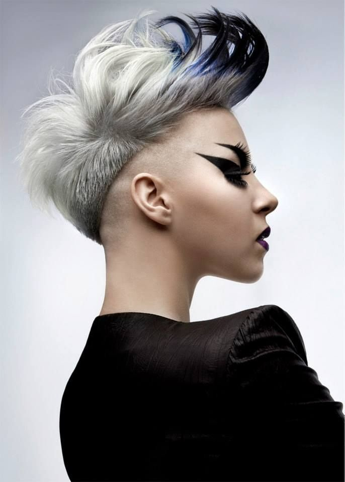 The Best 837 Best Images About Avant Garde Hair On Pinterest Updo Pictures