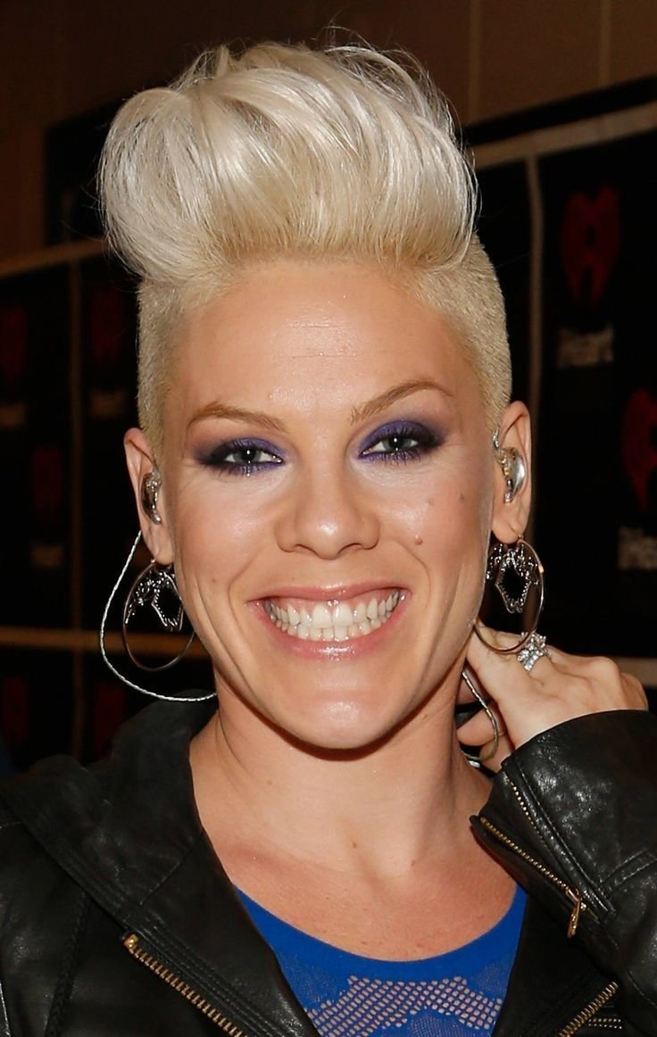 The Best 1000 Ideas About Singer Pink Hairstyles On Pinterest Pictures