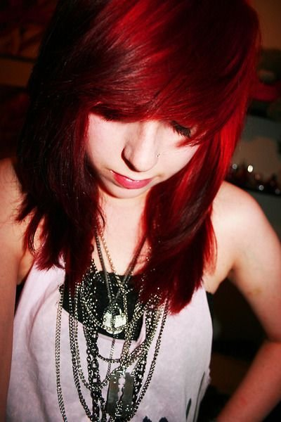 The Best How To Remove Red Hair Dye My Hair Dark Red Hair And Pictures