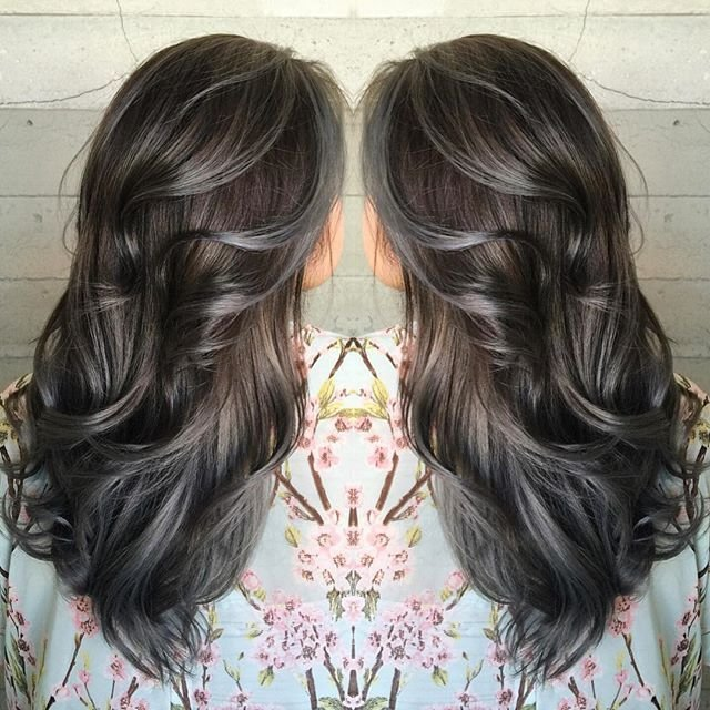 The Best Best 20 Gray Hair Highlights Ideas On Pinterest Pictures