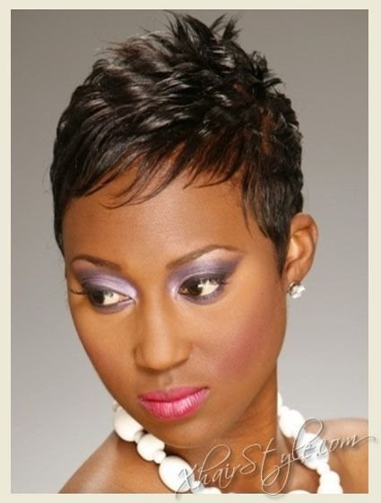The Best 1000 Images About Short Hairstyles For African American Pictures