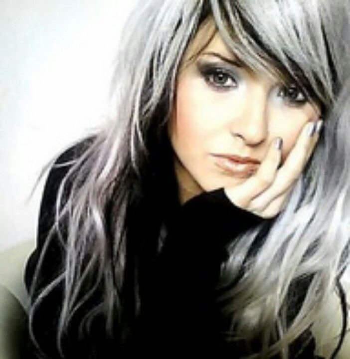 The Best Black Hair Chalk Hair Chalking Pastels Temporary Hair Pictures