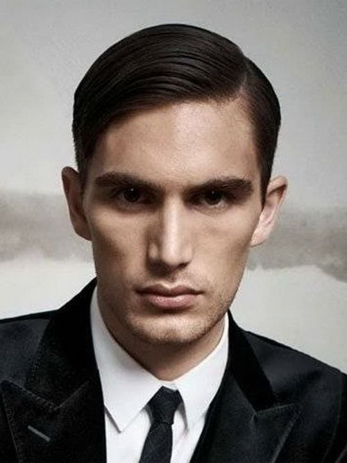 The Best Classic Mad Haircuts For Men Mad Men Hairstyles For Tough Pictures
