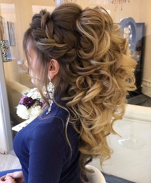 The Best Best 20 Curly Wedding Hairstyles Ideas On Pinterest Pictures