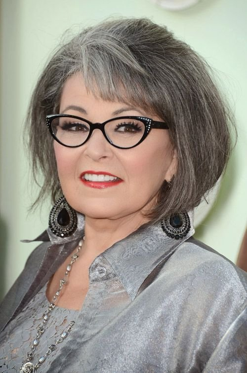 The Best Hairstyles For Women Over 50 With Glasses For Women Pictures