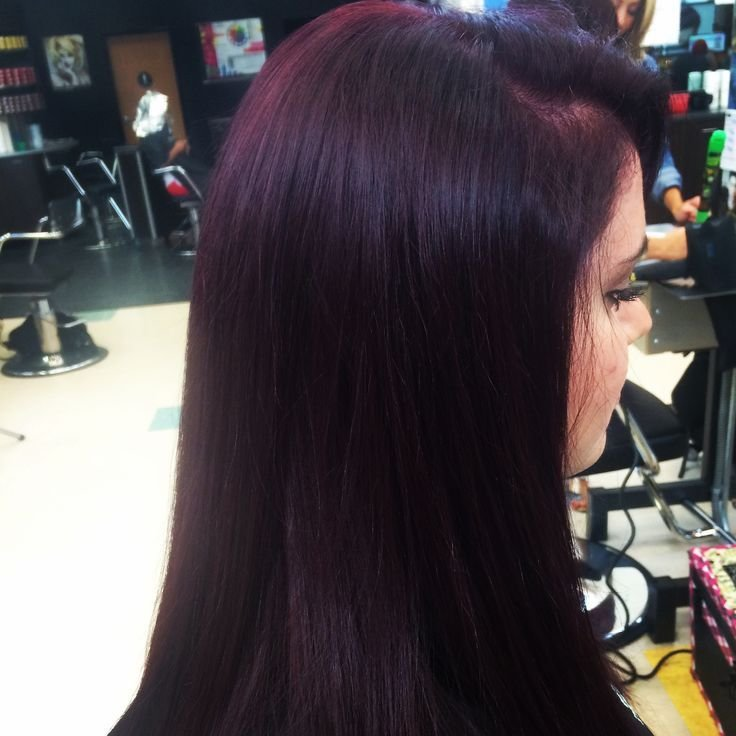 The Best 1000 Images About Red Violet Hair On Pinterest Violets Medium Brown And Natural Straight Hair Pictures