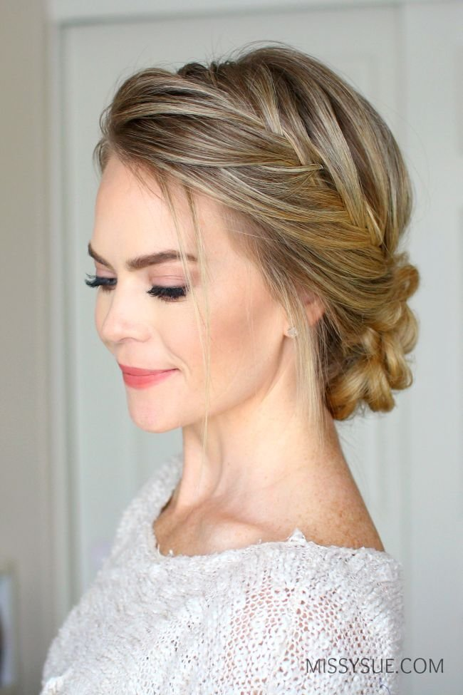 The Best Best 25 Fishtail Updo Ideas On Pinterest Wedding Hair Pictures