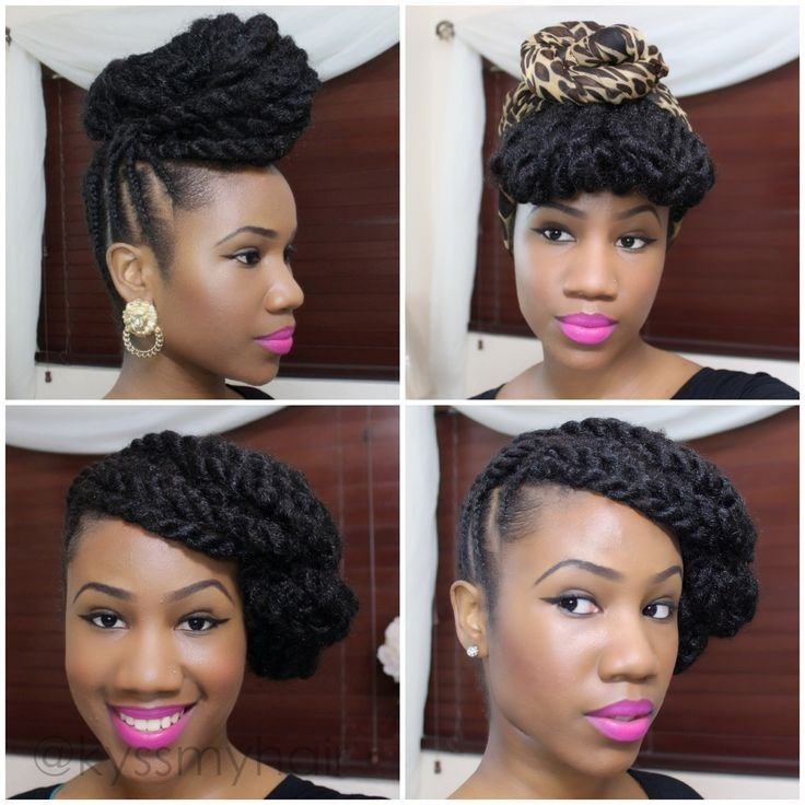 The Best 1000 Ideas About Marley Twists Updo On Pinterest Marley Pictures