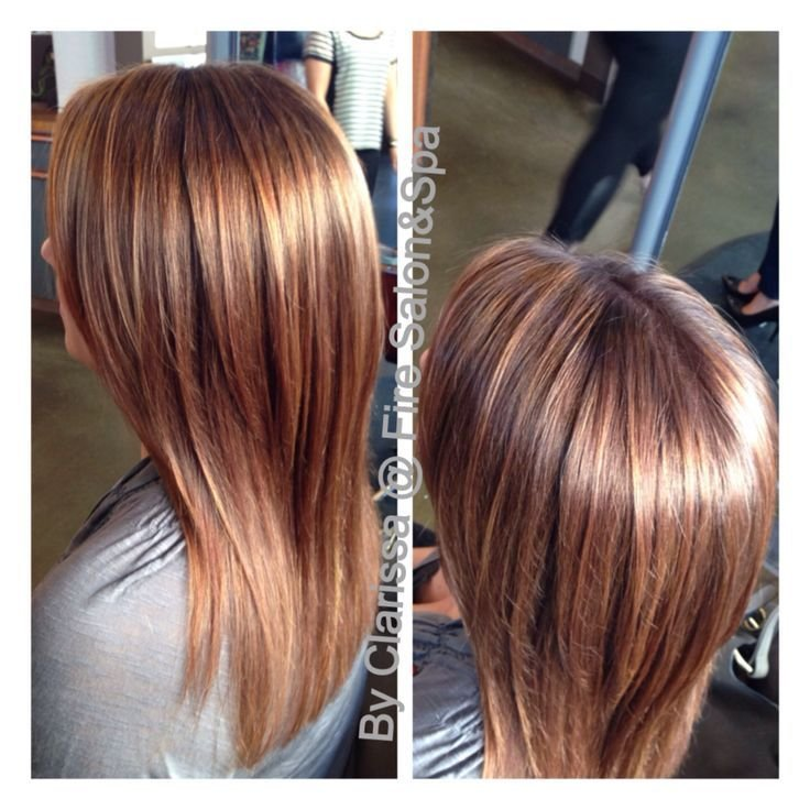 The Best Hair By Clarissa Whitmire Chestnut Brown Hair With Golden Pictures