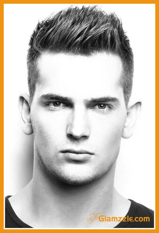 The Best Pinterest Men Haircuts Hot Spike Hairstyle For Guys With Short Hair At Sides Long In Middle Pictures
