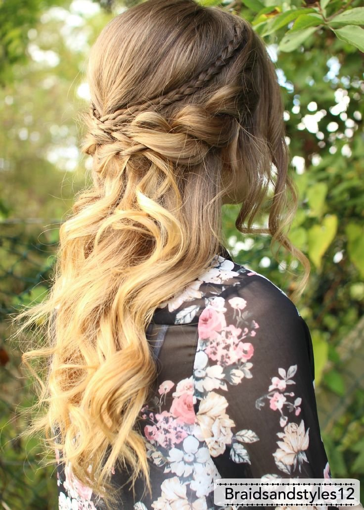 The Best 1000 Images About Braidsandstyles12 On Pinterest Blonde Brunette Updo And Fishtail Pictures