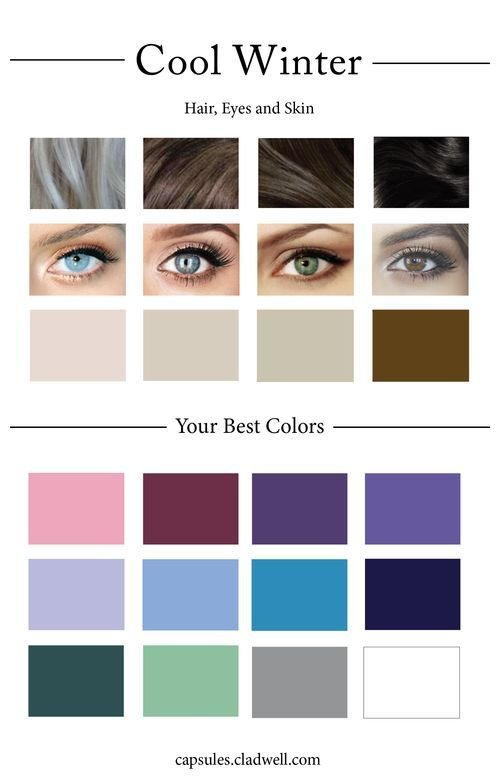 The Best 642 Best Images About Seasonal Colour Analysis On Pictures