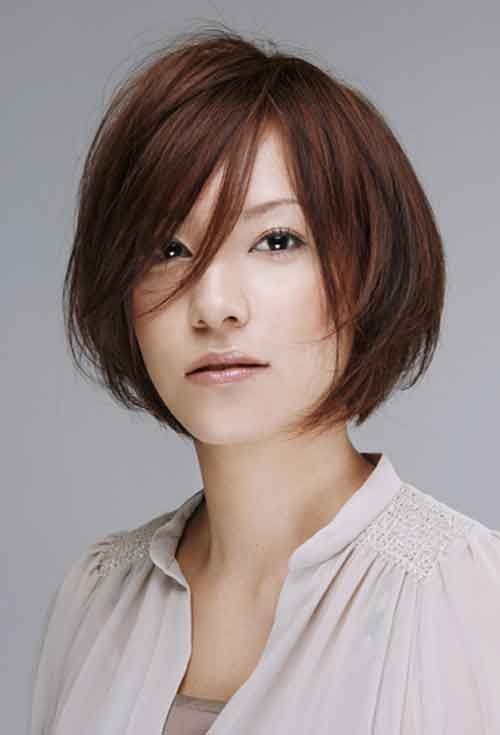 The Best Short Bob Hairstyles For Asian Women Hairstyles Pictures