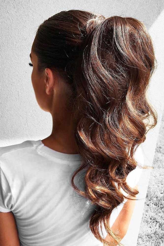 The Best 25 Best Ideas About High Ponytail Hairstyles On Pinterest Pictures
