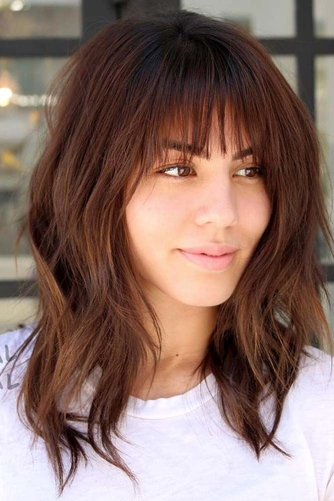 The Best Best 25 Wispy Bangs Ideas On Pinterest Fringe Bangs Pictures