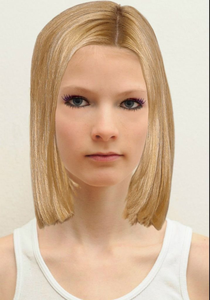 The Best Cute Created Using Taaz Virtual Makeover Try On Hairstyles Makeup And Color Your Own Hair Pictures