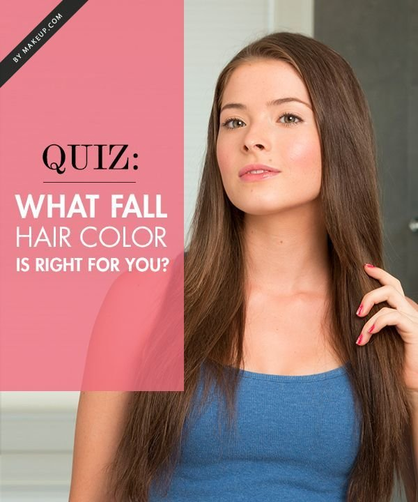 The Best Quiz What Fall Hair Color Is Right For You Smoky Eye Pictures