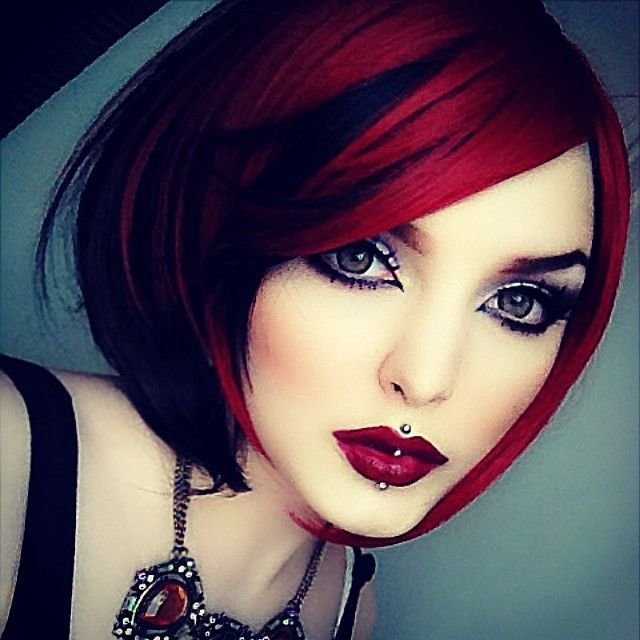 The Best 25 Best Ideas About Red Black Hair On Pinterest Black Pictures