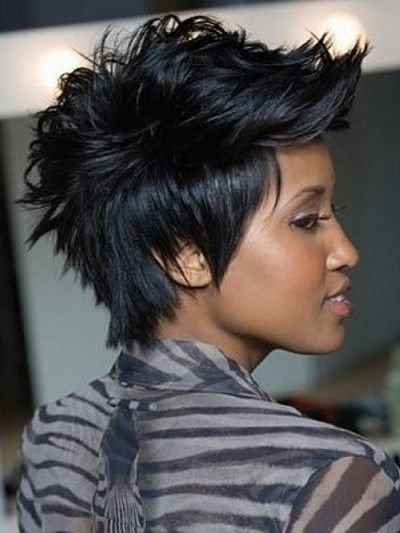 The Best Faux Hawk Spiky Pixie Style I Would Probably Never Cut My Pictures