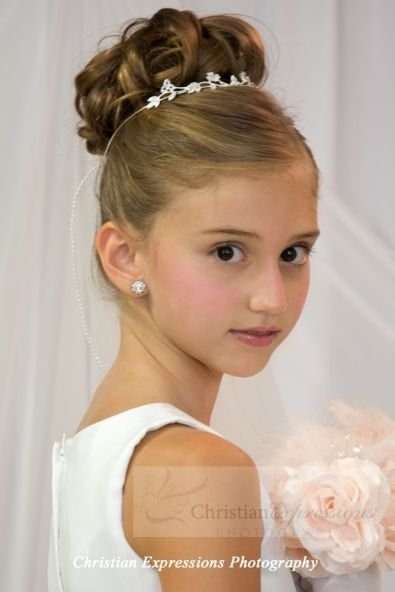 The Best 25 Best Ideas About First Communion Hair On Pinterest Pictures