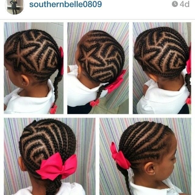 The Best 10 Images About Natural Kids Heart Star Braids On Pictures