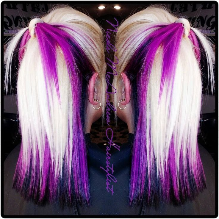 The Best 25 Best Ideas About Wild Hair Colors On Pinterest Crazy Pictures