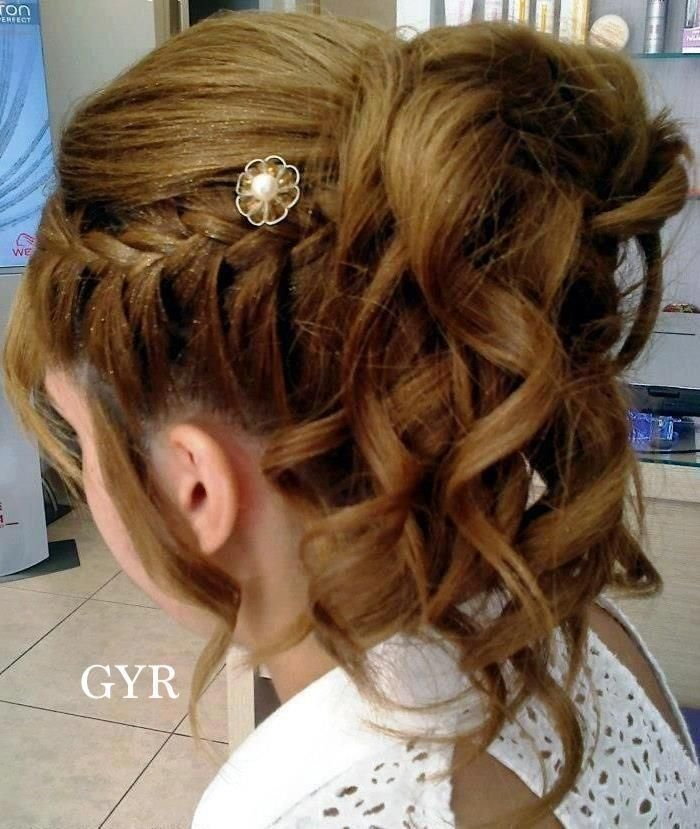 The Best Hair Style For Little Girl 1 Special Occasion Pictures