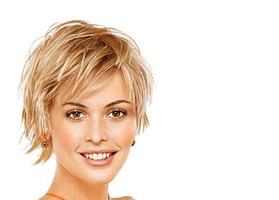The Best Wash And Wear Short Hairstyles For Women Short Haircuts Pictures