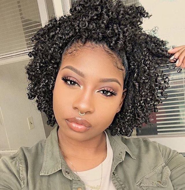 The Best 25 Best Ideas About Black Curly Hairstyles On Pinterest Pictures