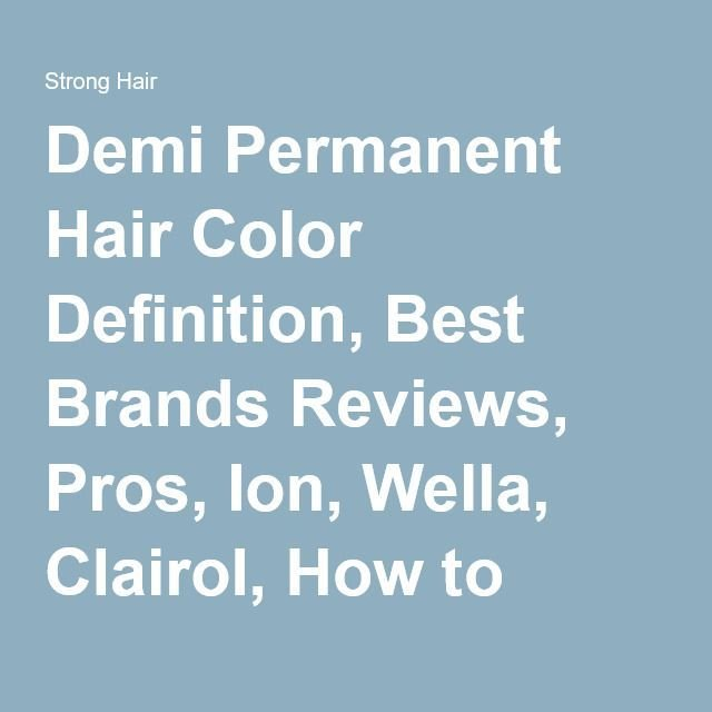 The Best 17 Images About Wella On Pinterest Powder Coarse Hair Pictures