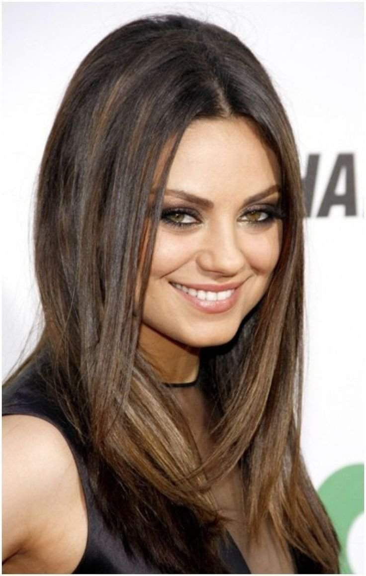 The Best 25 Best Ideas About Medium Straight Hair On Pinterest Medium Straight Hairstyles Shoulder Pictures