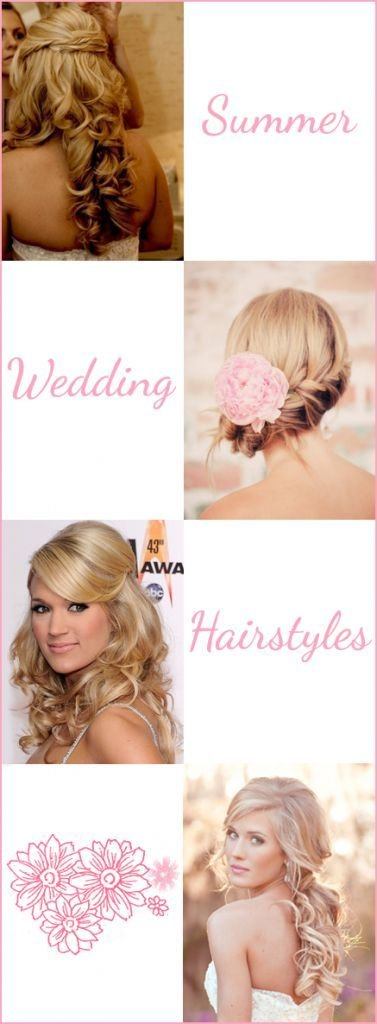 The Best 1000 Ideas About Summer Wedding Hairstyles On Pinterest Wedding Hairstyles Long Wedding Pictures