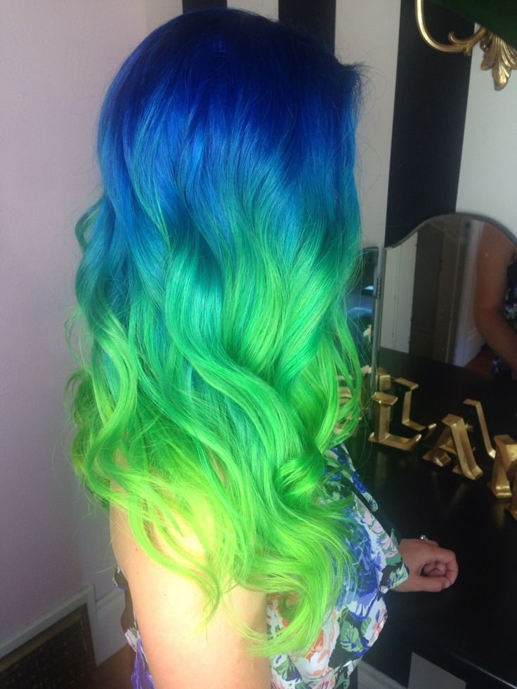 The Best Best 20 Neon Hair Ideas On Pinterest Neon Hair Color Pictures