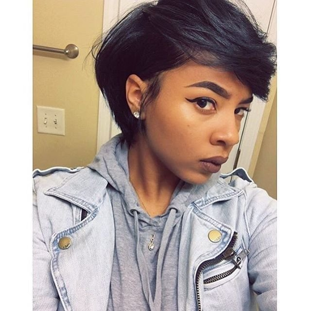 The Best 25 Best Ideas About Short Relaxed Hair On Pinterest Pictures