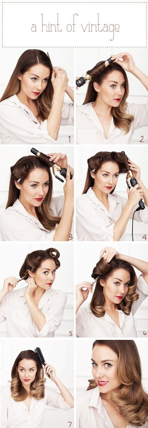 The Best 25 Best Ideas About Old Fashioned Hairstyles On Pinterest Pictures