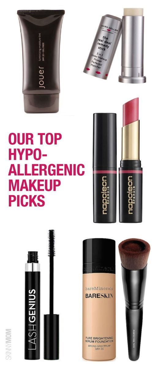The Best 10 Ideas About Hypoallergenic Makeup On Pinterest Brown Pictures