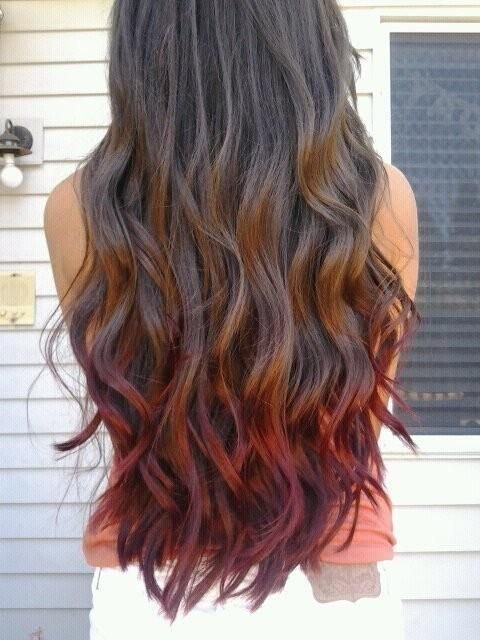 The Best 74 Best Dip Dye Hair Images On Pinterest Pictures