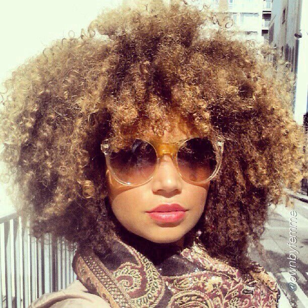The Best Natural Hair Color For Black Women H A I R S P I R A T I Pictures
