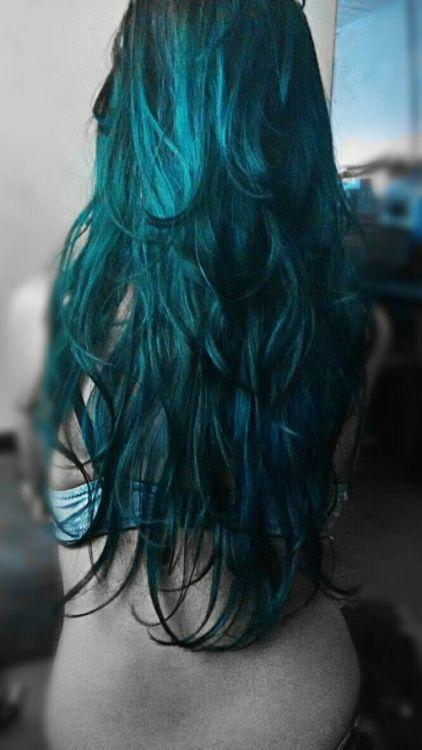 The Best Best 20 Teal Hair Color Ideas On Pinterest Turquoise Hair Teal Ombre Hair And Fantasy Hair Color Pictures