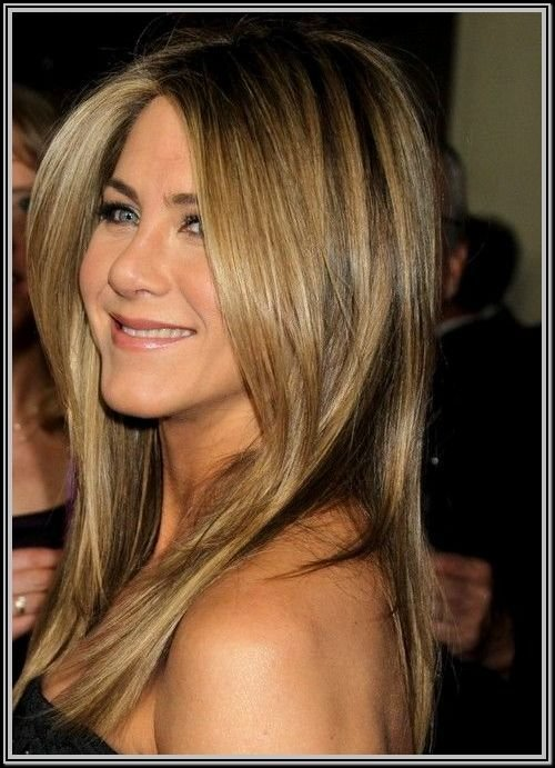The Best Jennifer Aniston Hair Color 2014 Hair Pinterest Pictures