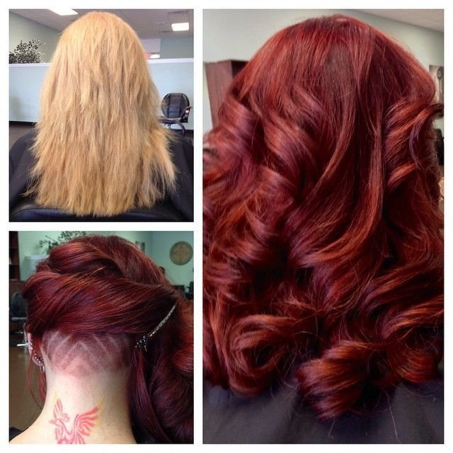 The Best 17 Best Ideas About Matrix Hair Color On Pinterest Red Pictures