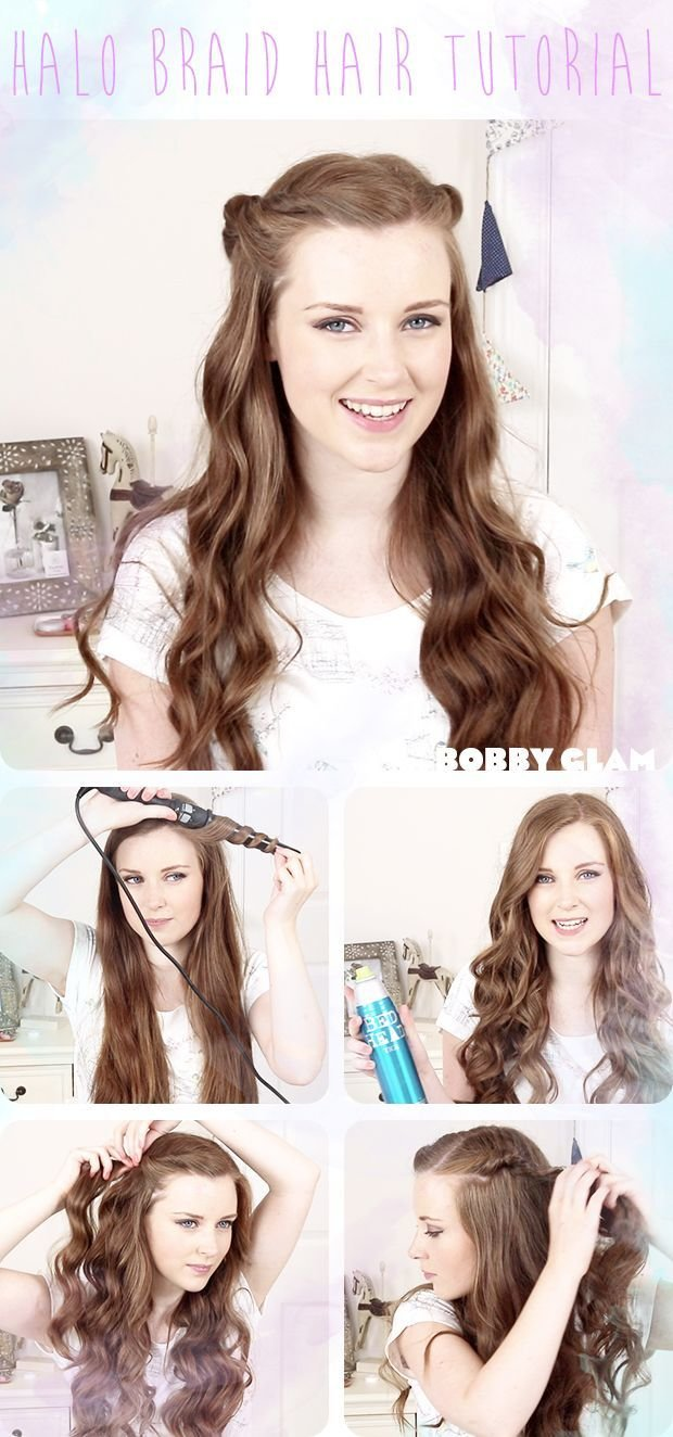 The Best 1000 Ideas About Halo Braid On Pinterest Braids Pictures