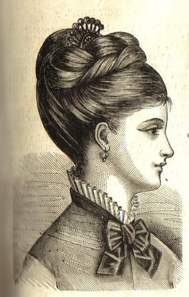 The Best 83 Best 19Th Century Hair Images On Pinterest Pictures
