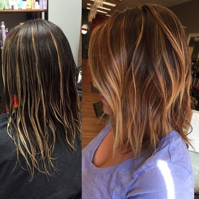 The Best 25 Best Ideas About Balayage Technique On Pinterest Pictures