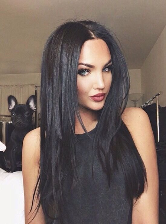 The Best 1000 Ideas About Black Hair Colors On Pinterest Hair Coloring Eye Color And Blue Black Hair Pictures