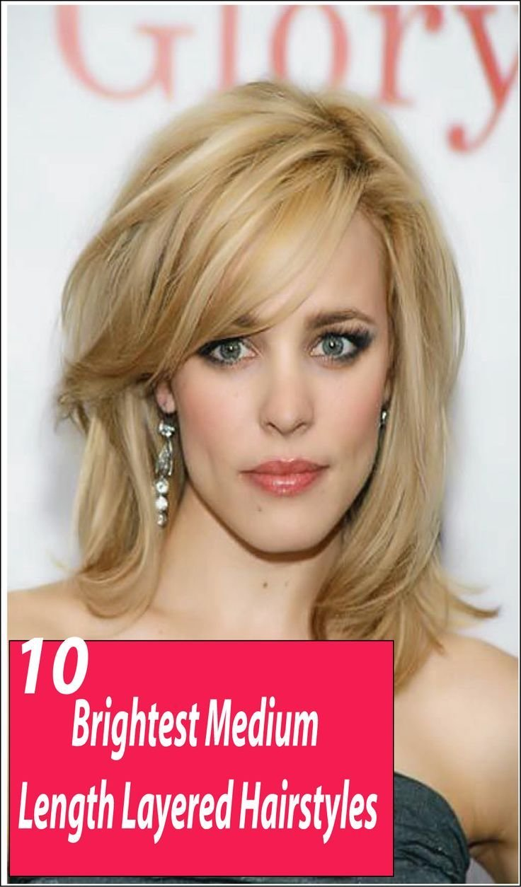 The Best 1000 Ideas About Medium Length Layered Hairstyles On Pictures