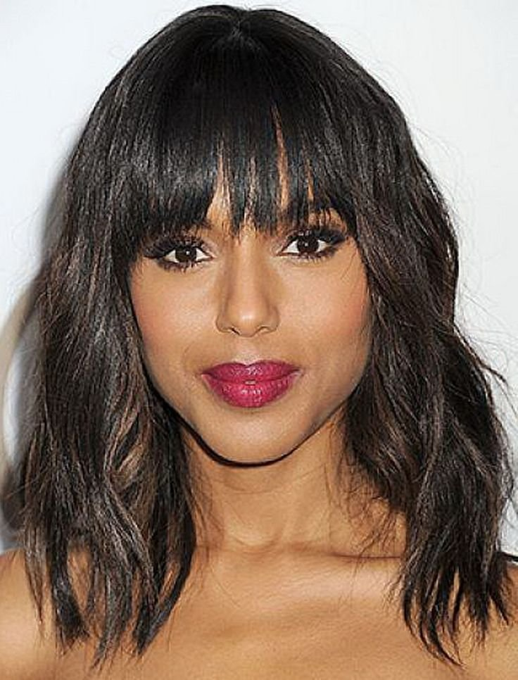 The Best 86 Best Images About Hairstyles With Bangs On Pinterest Pictures