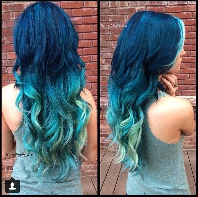 The Best The Different Shades Of Blue Sigh Hair Pinterest Pictures